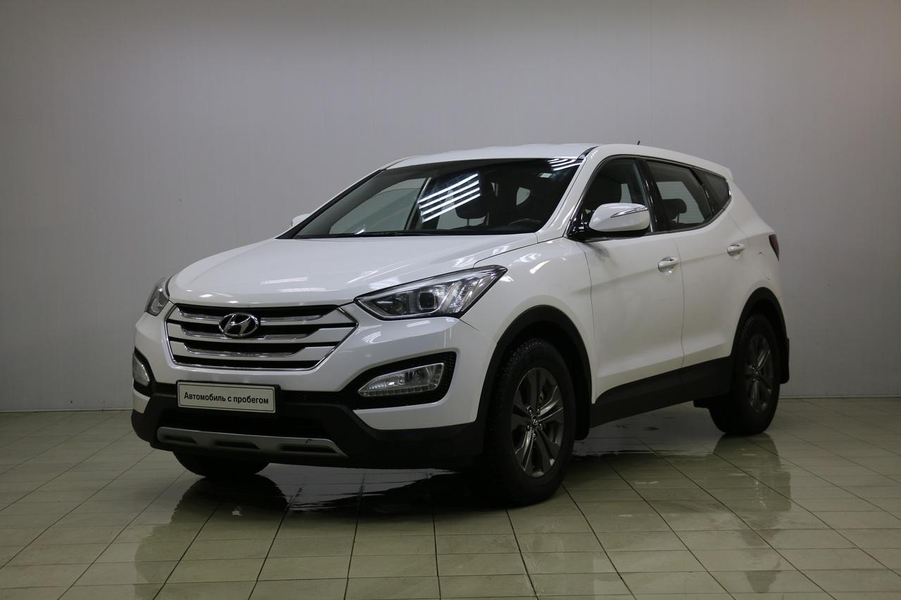 Hyundai Santa Fe 2014 г.